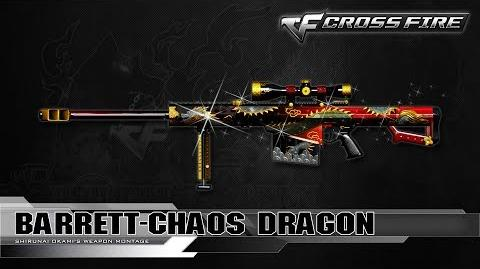 CrossFire Vietnam Barrett-Chaos Dragon ☆