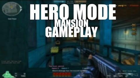 CrossFire Hero Mode X Mansion Gameplay ll 10DarkGamer