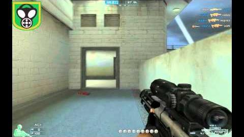 Crossfire - DSR-1 Gameplay