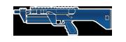 HUD M1216-BLUESKULL