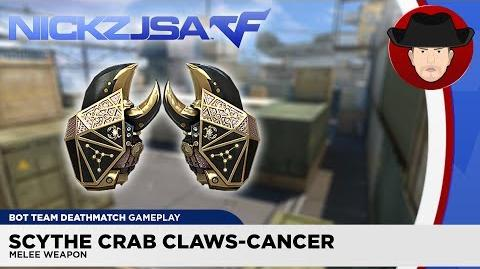 Scythe Crab Claws-Cancer CROSSFIRE China 2