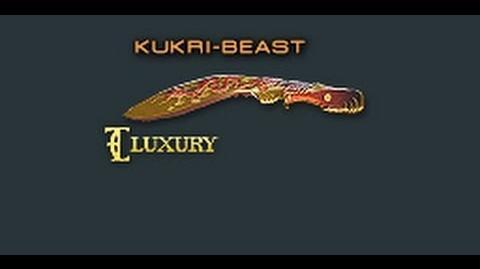 Cross Fire China -- Kukri-Beast(屠龙) -Luxury- (VVIP) -Review-!