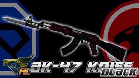 Review AK-47 Knife-Black - CrossFire AL (PT-BR) (HD 720p) (Renewal)
