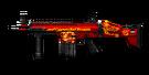 SCAR HEAVY-RED DRAGON BI