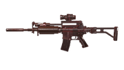 M4A1 Red Crystal
