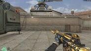 M4A1 Gold Phoenix