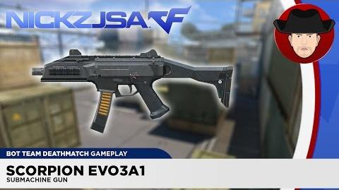 Scorpion EVO3A1 - CROSSFIRE Japan 2