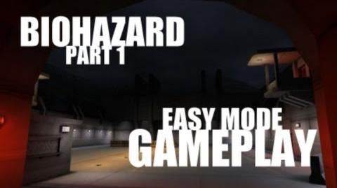 CrossFire BIOHAZARD Zombie Mode Part 1