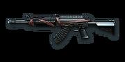 Rifle KTR-08 RedTaping