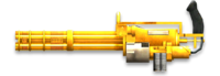 GatlingGun Gold