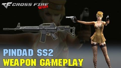 CrossFire - Pindad SS2 - Weapon Gameplay