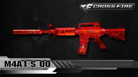 CrossFire China M4A1-S QQ ☆