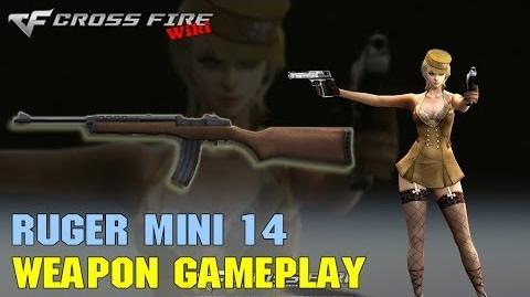 CrossFire - Ruger Mini 14 - Weapon Gameplay