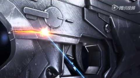 CrossFire China 2.0 Barrett M82A1-Iron Shark (Aurora) Promo!-0