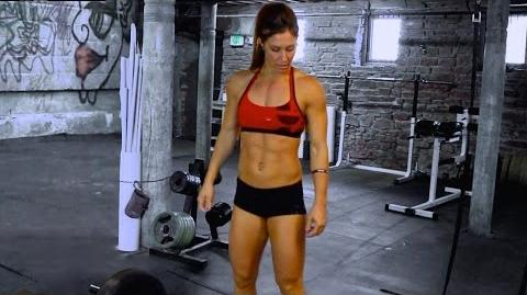 Andrea Ager- CrossFit Tabata-0