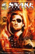 John Carpenter's Snake Plissken Chronicles Vol 1 1-C