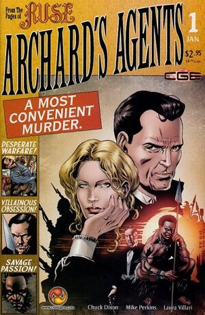 Archard's Agents Vol 1 1