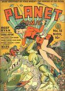 Planet Comics Vol 1 15
