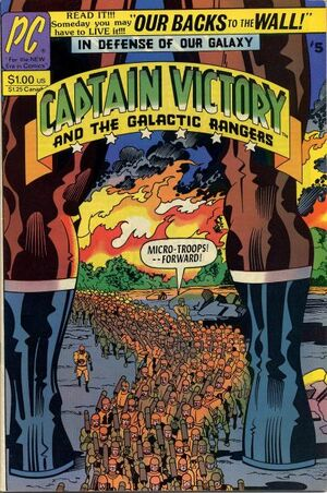 Captain Victory Vol 1 5