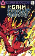 Grim Ghost Vol 1 1