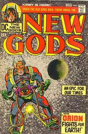 New Gods 1971 1