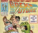 Back to the Future: Forward to the Future Vol 1 2