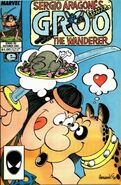Groo the Wanderer Vol 1 32
