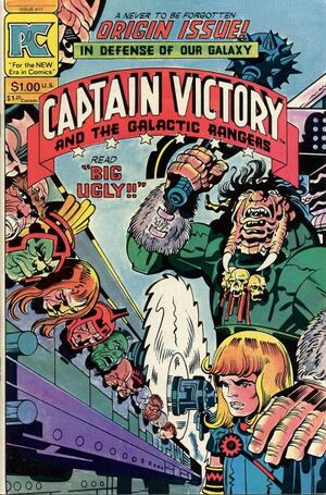 Captain Victory Vol 1 11