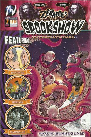 Rob Zombie's Spookshow International Vol 1 7