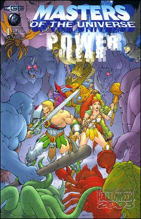 Masters of the Universe Dream Halloween 2003 Vol 1 1