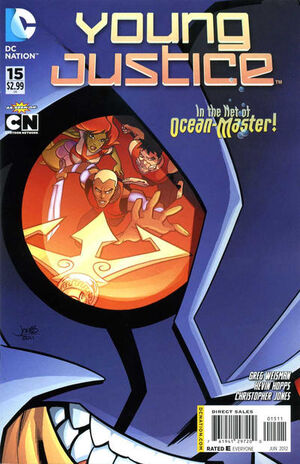 Young Justice Vol 2 15