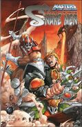 Masters of the Universe Rise of the Snake Men Vol 1 2