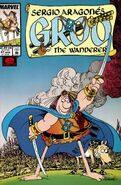 Groo the Wanderer Vol 1 87