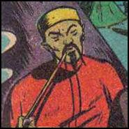 Lu Fung (Earth-MLJ) of Pep Comics Vol1 10 0002