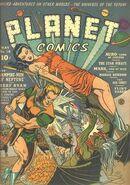 Planet Comics Vol 1 18