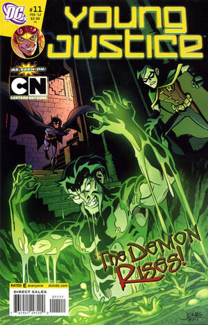 Young Justice Vol 2 11