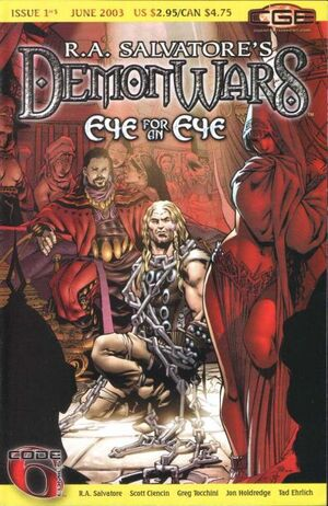 R.A. Salvatore's DemonWars Eye for an Eye Vol 1 1