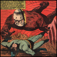 Amos Meggs (Earth-MLJ) of Mighty Comics Vol1 48