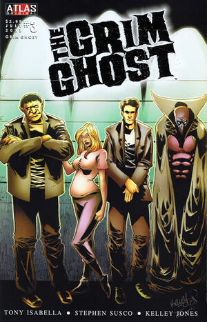 Grim Ghost Vol 2 3