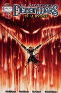 R.A Salvatore's Demonwars Trial by Fire Vol 1 4