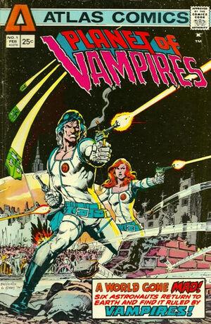 Planet of Vampires Vol 1 1
