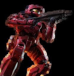 Red-Spartan