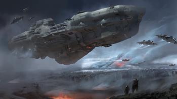 Heavy Dreadnought