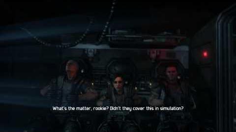 Aliens VS Predator (2010) - Marine Intro (HD)