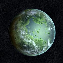 Planet Pardisus