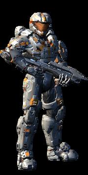 Spartan 134