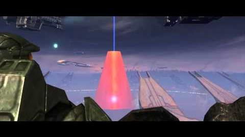 Halo 3 - Assault on the Cone