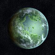 Ynni planet