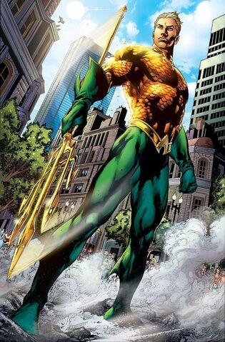 File:Aquaman issue 1, the new 52.jpg