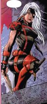 Rose Wilson Prime Earth 001